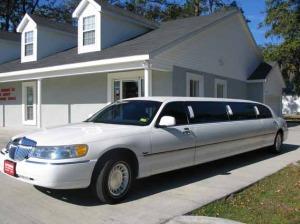 Limousine Exterior
